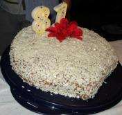 versione della torta -Cuore di mamma