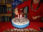 Torta di compleanno di mio figlio Francesco