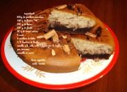 torta macchiata alla cannella