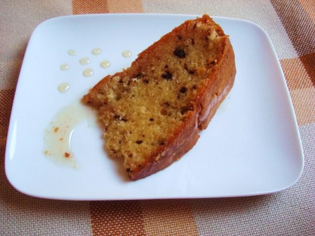 Torta sciroppata