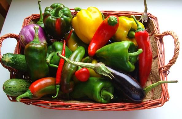 le mie verdure