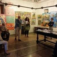 Grazie di cuore Cinzia Rossi per tutto quello che fai per l'arte è per gli artisti,sei una donna eccezionale.